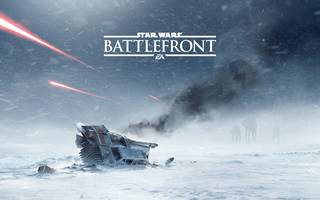 Star Wars: Battlefront Making So Much Progress