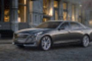 2016 Cadillac CT6 Revealed Ahead Of New York Auto Show
